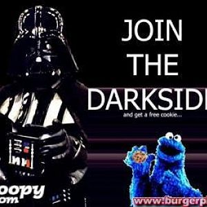 *Darkside join* *Keks mampf*