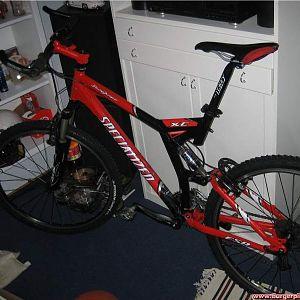 ma new bike !